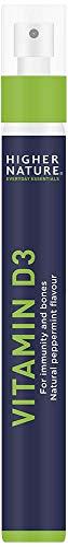 Adultos Vitamina D3 Spray - 13,5 Ml - Higher Nature
