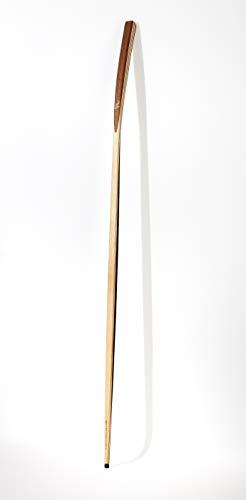 Lebenshile Detmold Wanderstab Gemse Classic (Esche/Nussbaum) Stablänge 125 cm