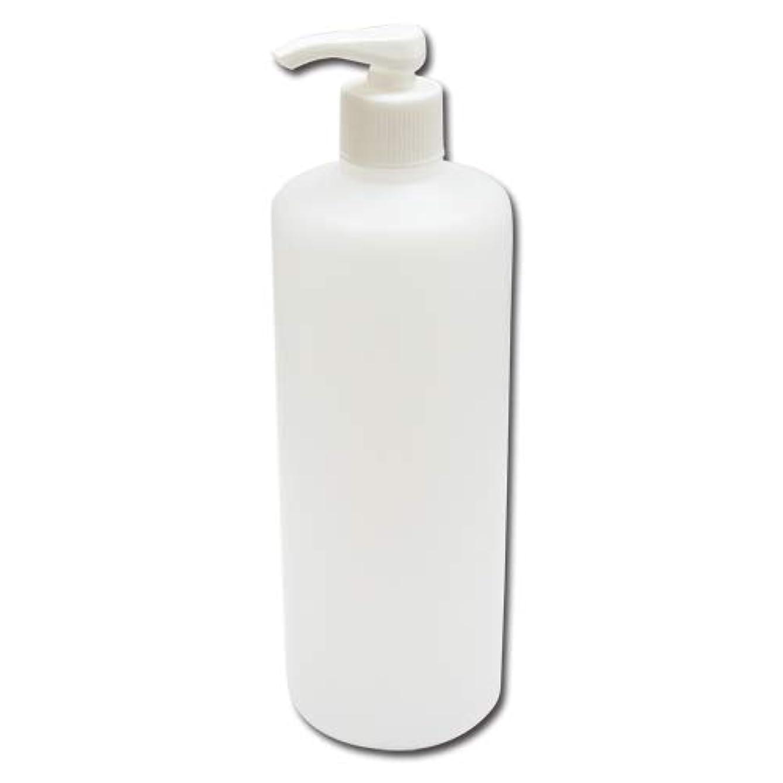 リーほこり慈悲ポンプボトル詰め替え容器500ml│ディスペンサー詰め替え容器/業務用シャンプー?ボディーソープの小分けにポンプ容器 広口タイプ