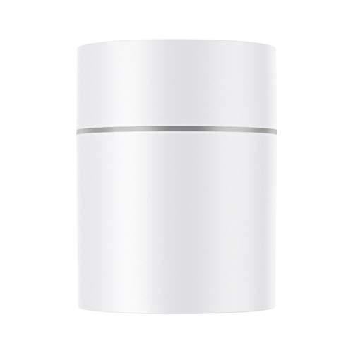 Mini humidificador de Aire USB de 300 ml USB con luz LED de respiración Nano difusor de Niebla purificador de Aire de humidificación silenciosa para el Coche doméstico