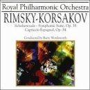 Scheherezade / Capriccio Espagnol by Rimsky-Korsakov