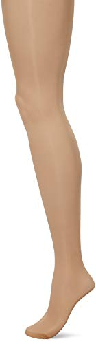 Dim Damen Sublim Voile Brillant Strumpfhose, Beige, Medium