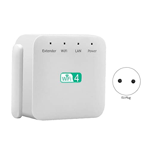 (Aggiornato) WiFi Repeater Dual Band Range Range Extender Wi-Fi Booster 300m 2.4 GHz Style Repeater wireless2