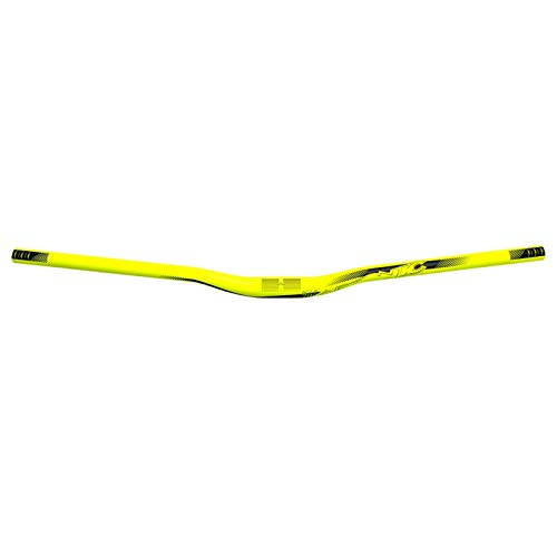 "AZONIC Agile MTB Lenker neon gelb 31.8mm/ 780mm 1"" Rise   Fahrradlenker mit 780mm Breite   MTB Lenker aus 6061 T6 Aluminium  Geeignet für Mountainbike, Trekking, BMX Rad u.v.m"