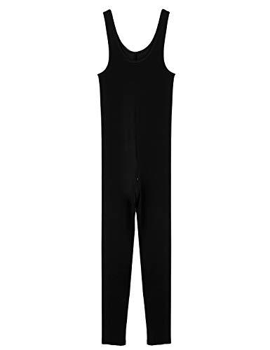 iiniim Women Mesh Full Body Tights Bodysuit Nightwear Sheer Zipper Crotch Stretchy Leotard Catsuit