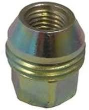 Open End Dual Thread Acorn Chrome Wheel Lug Nut