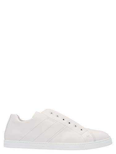 FENDI Luxury Fashion Herren 7E1198A5JPF150F Weiss Sneakers |