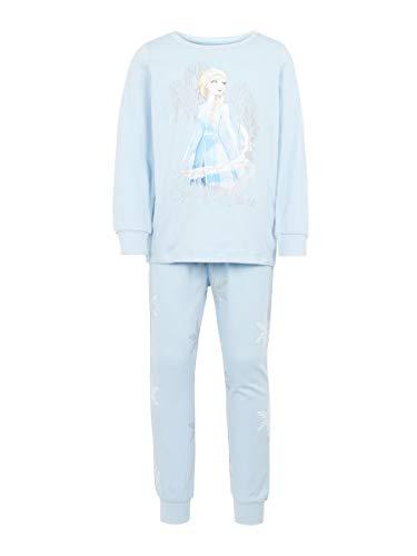 NAME IT Zweiteiliger Schlafanzug für Mädchen Die Eiskönigin 98/24-36 Monate