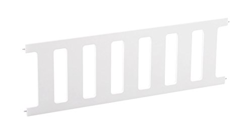 BabyBay Barrière de Lit Babybay trend Laqué Blanc