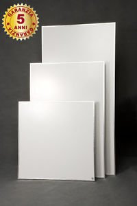 Verwarmingspaneel Infrarossi 300 W voor radiator warmtepomp