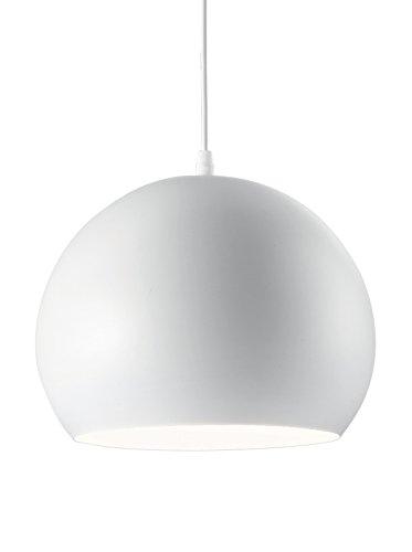 Ideal Lux Pandora SP1 - Lampada a sospensione, Bianco