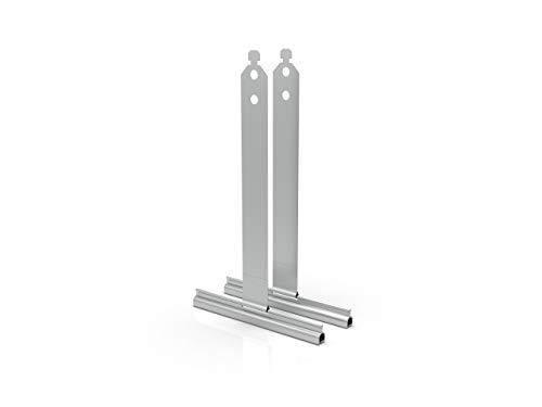Rolladen Aufhängefeder | Stahlfeder Rolladenaufhängung für Maxi Rolllädenprofile | 2 Stück