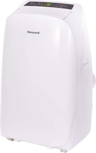 Honeywell 10000 Btu Portable Air Conditioner, Dehumidifier & Fan for Rooms Up to 350-450 Sq. Ft with Remote Control, HL10CESWW