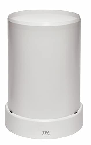 TFA Dostmann Weatherhub Funk-Regenmesser, 30.3306.02, Überwachung über das Smartphone