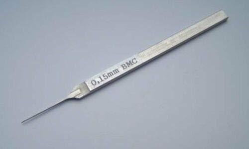 スジボリ堂 BMCタガネ 幅0.15mm プラモデル用工具 T-015N