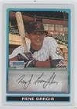 Rene Garcia #334/599 (Baseball Card) 2009 Bowman - Chrome Prospects - Refractors #BCP81
