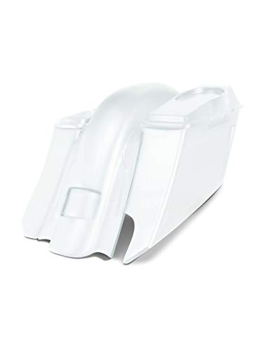 Best Prices! Harley Davidson 6 down and 9 out angle saddlebags and Replacement fender for 09-13 to...
