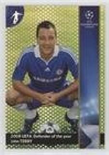 John Terry (Trading Card) 2008-09 Panini UEFA Champions League Game - [Base] #230