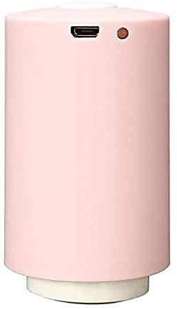 ZHEYANG Embasadoras Vacio Sellador al vacío de compresión automática de Alimentos para el hogar USB Herramienta de Cocina de empaquetadora al vacío de Mano Vacuum Sealer Model:G07016(Color:Pink)