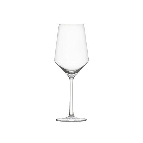 Schott Zwiesel Pure Weinglas Set, Durchsichtig, 6 Teiliges