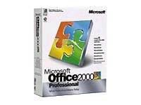 Office 2000 pro licence education
