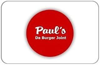 pauls burger joint