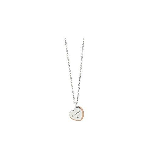salvini Rettungskette Roségold und Weißgold mit Diamant 20076540