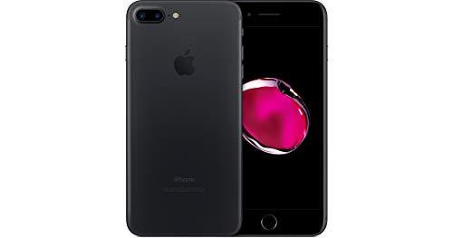 Apple iPhone 7 Plus, Boost Mobile, 128GB - Black (Renewed)