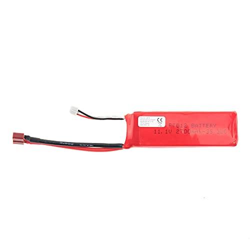 efaso Power Akku 11,1V 2700mAh Li-Po mit Deans Stecker passend für Feilun FT012