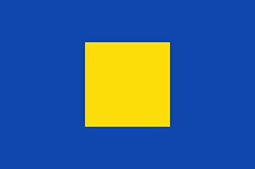magFlags Bandera Large Provincia marítima de Ibiza España | Bandera Paisaje | 1.35m² | 90x150cm