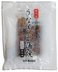ムソー 冷凍食品 国内産うなぎの蒲焼 125gx 10個