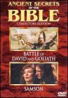 Ancient Secrets of Bible: David & Samson [DVD]