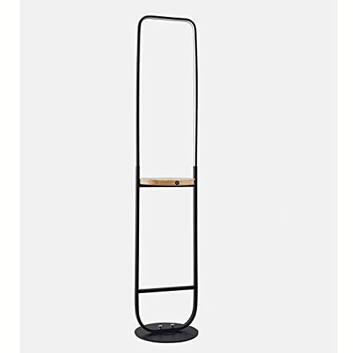 liushop Lámpara de Pie 59'Lámpara de pie Moderna con estantes, Bombilla LED eficiente de 30W, Adecuada para Sala de Estar, Dormitorio, Sala de Estudio Iluminación Interior