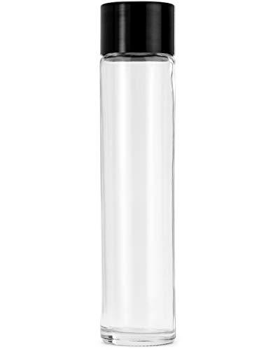 BrandPrint Bottiglia in Vetro MOD. Tubo 750ml con Tappo a Vite PPV35