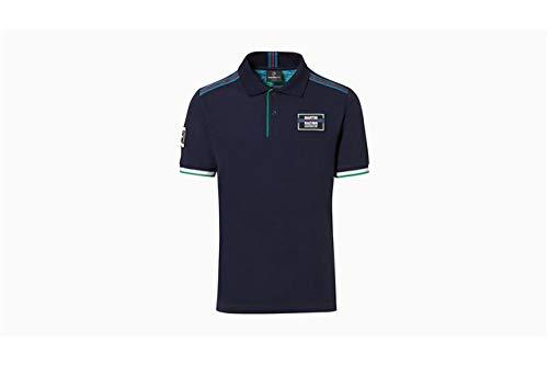 ORIG. PORSCHE MARTINI RACING® Herren Polo Shirt Größe/size XL 56/58 dunkelblau