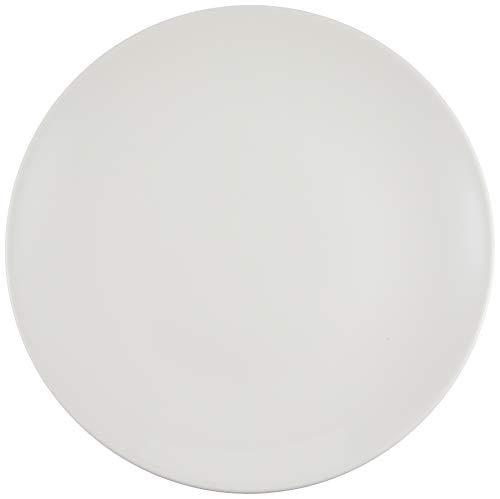 Arabia 24h Teller, Essteller, Speiseteller, Keramik, Weiss, Ø 26 cm, 1005273