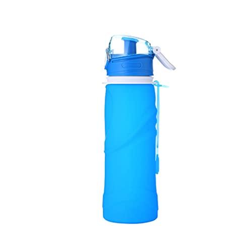WCN Botella Agua Botella De Agua Plegable Botellas De Agua Plegables De...