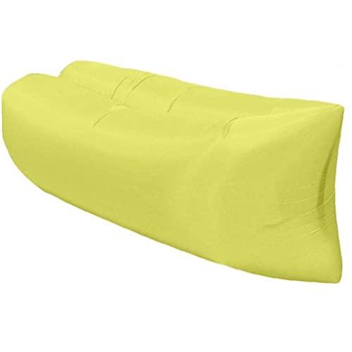 TOSSPER Inflable Portable del Ocioso Cama Impermeable Anti-Aire Sofá Descargas Digitales De Flotación De Aire para Sillas Sofá
