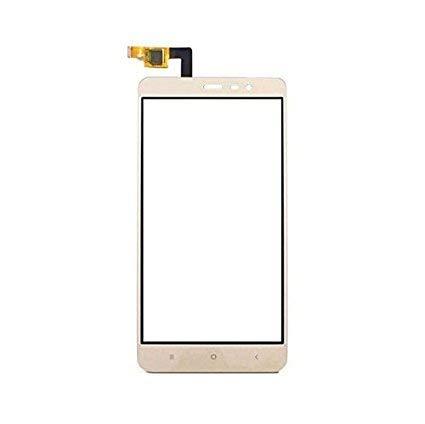 Generic Touch Screen Digitizer Glass Lens for Xiaomi Redmi Note 3 Gold