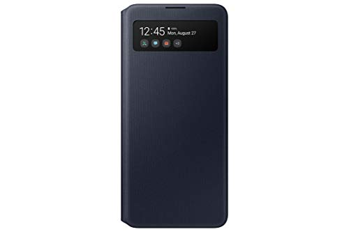 Samsung EF-EA515PBEGEU Galaxy Fodral Original A51 S-View, Svart