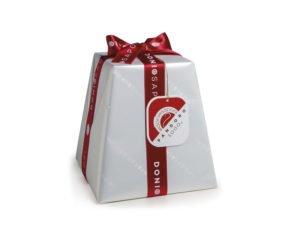 Doni & Sapori - Pandoro Italiano de Navidad Artesanal 1 Kg- Paquete especial 6 piezas (6 x 1 Kg)