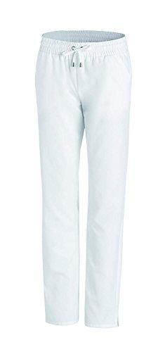 Leiber Damenhose, weiß, 44