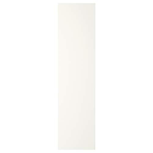 Puerta FORSAND 50x195 blanco