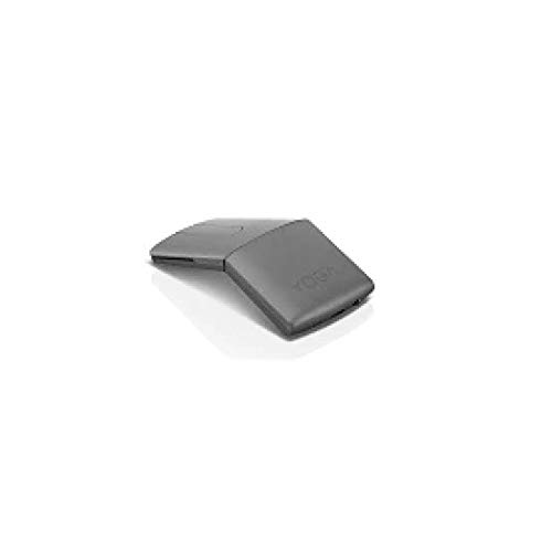 Lenovo Yoga Mouse with Laser Presenter 4Y50U59628 Mouse, Grey, Wireless connecti.