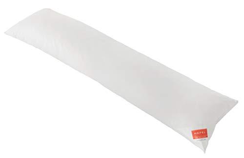 Hefel Seitenschläferkissen im Spar-Set incl. Kissenbezug in weiß