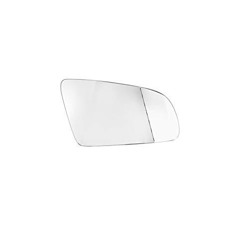 KCSAC Coche izquierda/derecha anti-niebla climatizada Espejo retrovisor de cristal for Audi A3 / S3 2004-2008 A4 / S4 2001-2008 A6 / S6 2005-2008 2006-2008 RS4 (Color : Right)
