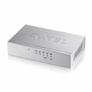 ZyXEL - GS-105B v3 5-Port Desktop Gigabit Ethernet Switch