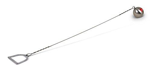 Nordic Martillo de competición de Acero Inoxidable - 3,00 kg - 90 mm - Lanzamiento de Martillo