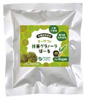 オーサワ  オーサワの抹茶グラノーラぼーる 40g  8袋