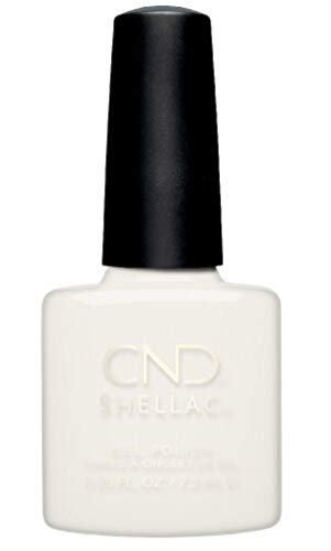 CND Shellac Gel polish CND00688 Lady Lilly, weiß